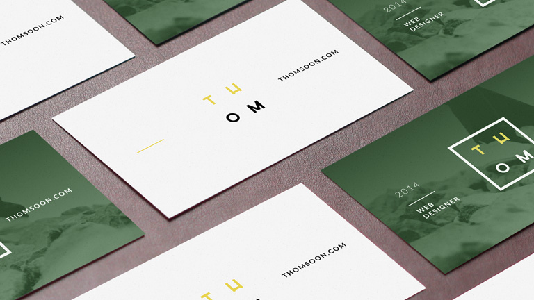6 realistic free business card mockups. Black Bedroom Furniture Sets. Home Design Ideas